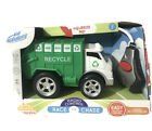 Kid Galaxy R/C Race Or Chase Soft & Squeezable Recycle Truck - New in box