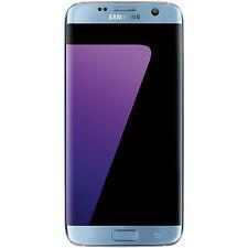 Samsung Galaxy S7 Edge SM-G935F 5.5 inch 32GB (Unlocked) Smartphone - Blue
