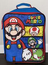 """Nintendo Super Mario 18"""" Kids/Children's Suitcase NEW (Other) Rare 2015 Suitcase"""