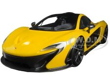 2013 MCLAREN P1 VOLCANO YELLOW LTD TO 300PC 1:12 MODEL CAR BY TSM 141206