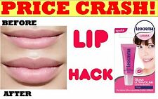LEOCREMA Lip Gloss PLUMPER ENHANCER BOOSTER VOLUME for BIGGER LIPS - pink Shade