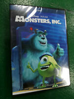 Monsters, Inc. (DVD, 2002, 2-Disc Set, Collectors Edition) Authentic