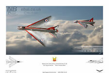 56 Squadron, English Electric Lightning F.1A, RAF Wattisham 'The Firebirds'