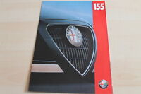 130018) Alfa Romeo 155 Prospekt 11/1994