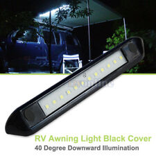 "12V 9.8"" LED Awning Light RV Camper Motorhome Exterior Patio Wall  Lamp Cool W"