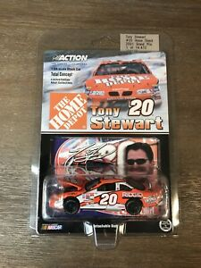 2001 Action 1/64 Tony Stewart #20 Home Depot Total Concept Grand Prix