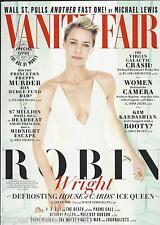 Vanity Fair magazine Robin Wright Wall Street Virgin Galactic Melody Hobson