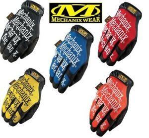 Genuine Mechanix Wear The Original Mechanics Work Gloves
