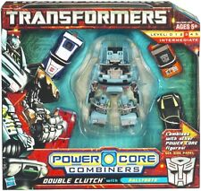 Power Core Combiners Double Clutch with Rallybots Action Figure 2-Pack