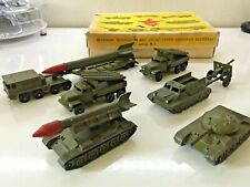☭ USSR Set of metal vehicle toys
