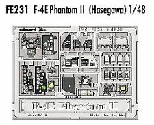 Eduard 1/48 F-4E Phantom II etch for Hasegawa # FE231