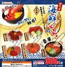 J.DREAM Punitto seafood Dawn! BC Gashapon 5set mascot capsule toys Complete set