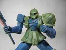 "Gundam Gashapon S.O.G 1/300 Series ""MS-05B ZAKU Ⅰ "" Figure BANDAI"