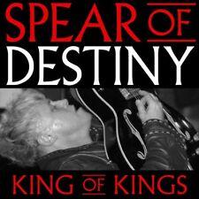 Spear of Destiny(2 CD/DVD Album)King Of Kings-Secret-SECDP164-EU-2017-New