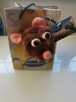Disneyland Paris Ratatouille Remy Plush Soft Toy In Gift Bag - Collectable