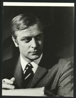 1966 MICHAEL CAINE Vintage Original Photo BATMAN BEGINS ALFRED