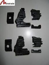 2x HPI Getriebegehäuse (Außengehäuse für Differential) für Savage XS (SS) 1:12