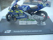 MOTO HONDA RC 211V SETE GIBERNAU 2004