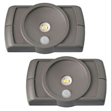 Mr Beams Mb862, Indoor Led Slim Light, Motion-Sensing, Battery Powered, 2-Pack