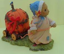 CHERISHED TEDDIES  MILDRED - 2012 Thanksgiving Figurine - U.S. Exclusive