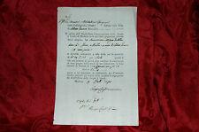 Saliceto Panaro Congregazione Acque e Strade di Modena Pagamento per Scavo 1790