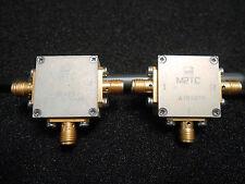 WJ M2TC TRIPLE BALANCED MIXER WATKINS JOHNSON 10-2400 MHz