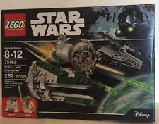LEGO Star Wars Yoda's Jedi Starfighter 75168 Star Wars Toy New Sealed