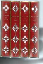 Le livre de chevet.Bibliothèque de Noël. 4/4 Volumes miniatures.NEUF.