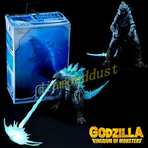 Blast 2019 Godzilla King Of The Monsters Action Figure Blue Model Kid Child Toys