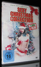 DVD SEXY CHRISTMAS COLLECTION - 4 FILME - SYLVIA KRISTEL + SOPHIE MARCEAU * NEU