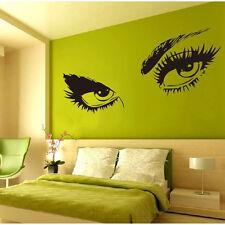 Audrey Hepburnu0027s Beautiful Eyes Sticker Decoration Wall Vinly DIY Home Decor Part 96