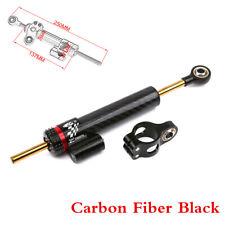 1pcs Motorcycle Steering Damper Fork Stabilizer 250mm CNC Aluminum Universal