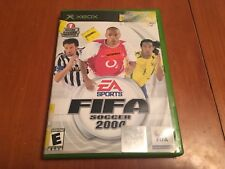 FIFA Soccer 2004 EA Sports Xbox video game Tested