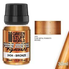Pigmenti di metalli - BRONZO metallo pigmenti hobby metalli puri warhammer 40K