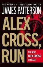Alex Cross: Alex Cross, Run by James Patterson (2013, Paperback)