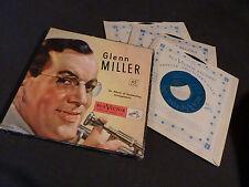 REDUCED! 1949 GLENN MILLER 45 rpm BOX SET An Album Of Outstanding Arr's OBO