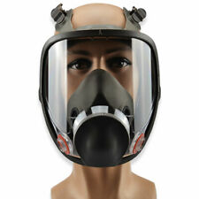 3M EQUIVALENT 6800 FULL FACE RESPIRATOR VERY COMFORTABLE! *FAST/CHEAP SHIPPING!*