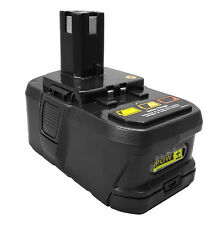 Replacement for Ryobi One Plus 18v Volt High Capacity Lithium-ion Battery