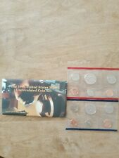 1995 Uncirculated Coin Set See My Other Auctions