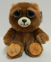 "WMC Feisty Pets Sir Growls-A-Lot Plush Bear 8.5"" Stuffed With an Attitude"