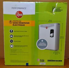 Rheem RETEX-27 Electric Tankless Water Heater 27kW Self Modulating New Sealed
