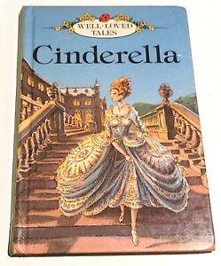 LADYBIRD - Well-Loved Tales - CINDERELLA - UK 90p g