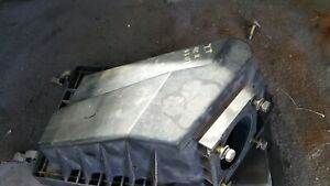 2001 Nissan Sentra 1.8L AIR INTAKE FILTER CLEANER UPPER HOUSING BOX 2000-2001