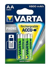 VARTA 58399 Telefon-Akku AA 2xMignon Accu 1,2V, (re.s.)