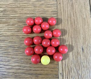Hasbro Hungry Hungry Hippos Board Game Replacement Spare Part Piece - Marbles
