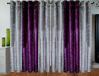 rideaux anneau oeillet prêt à l'em Ploi entièrement doublés épais velours