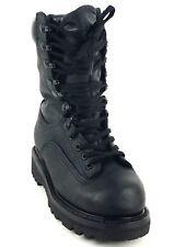 Vintage STC Combat Gothic Women's Black Boots Size.US.6-6.5  UK.4.5 EU.37