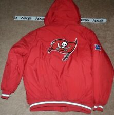 NEW NFL Tampa Bay Buccaneers Bucs Heavy Winter Jacket Coat - Vintage - L NWT