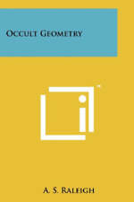 Raleigh A S-Occult Geometry BOOK NEW