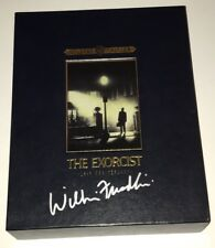 WILLIAM FRIEDKIN Hand Signed THE EXORCIST Boxset VHS 1998 Release EXACT PROOF
